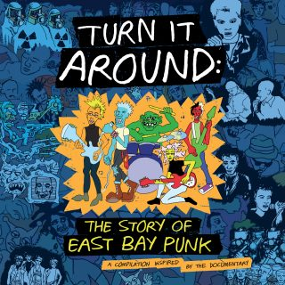 News Added Jun 07, 2018 Turn It Around: The Story of East Bay Punk Soundtrack is an upcoming companion album to Green Day's Iggy Pop-narrated documentary of the same name. The soundtrack will be released on vinyl and contains 35 tracks split on 4 LPs and includes previously unreleased material from bands such as Green […]