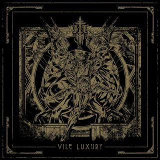 """News Added Jun 06, 2018 New York's nebulous avant-garde metal outfit Imperial Triumphant redefine sonic darkness on their ambitious new album, """"Vile Luxury"""". A turbulent, frenetic take on experimental noise and progressive black metal, Imperial Triumphant embody the most austere side of the New York underground. Chaos, menagerie, and the perils of the city clash […]"""