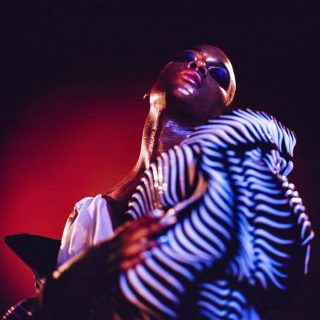 News Added Jun 14, 2018 Lotic, an electronic artist who is fairly new to the scene, has announced their debut album, titled Power. The first single, Hunted, features the artist singing, a transition from the solely instrumental EP's and singles that they have previously released. The album is set to drop on July 13th, 2018. […]