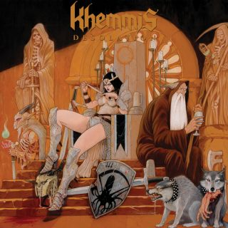 News Added Jun 19, 2018 It didn't take long for Denver's Khemmis to get back in the studio and start conjuring the follow-up to their universally praised 2016 album Hunted. Where many have fallen, Khemmis took their sophomore album to heights most can only dream of, brewing a mix of Heavy and Doom Metal that […]