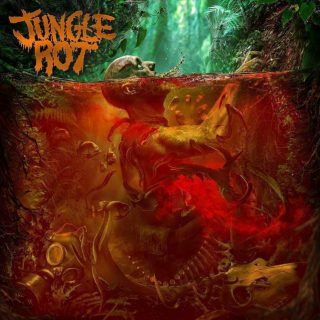 """News Added Jun 12, 2018 Midwest death metal titans JUNGLE ROT have released """"Fearmonger"""", the lead track from their tenth and most vicious album to date. The self-titled """"Jungle Rot"""" is due on July 20 via Victory Records. """"Expect a beatdown if you aren't prepared,"""" promises bassist James Genenz. As the album hits shelves, JUNGLE […]"""
