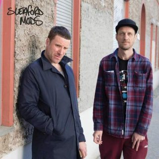 "News Added Jul 31, 2018 Critically acclaimed Nottingham duo Sleafords Mods have announced a ne w 5 track EP. Following on from their first Rough Trade release last year, ""Sleaford Mods EP"" will arrive in September, and the band have released a lead track ""Stick in a Five and Go"" Submitted By jimmy Source sleaford-mods.myshopify.com […]"