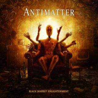 "News Added Sep 06, 2018 Mick Moss' project Antimatter is set to release its seventh full-length album, which will be titled Black Market Enlightenment. It is the follow-up to 2015's The Judas Table. On the album, Moss states, ""Lyrically, 'Black Market Enlightenment' explores a very dark period in my life.... a period of compulsive, daily […]"