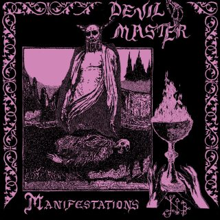 News Added Sep 26, 2018 Philadelphia's DEVIL MASTER have been spitting in the face of convention since forming in 2016 with their raw, twisted brand of death rock meets black metal punk mayhem. Manifestations is a compilation of DEVIL MASTER's full catalog, two sold out demos from 2016 & 2017 (Tape & Inhabit the Corpse); […]