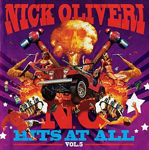News Added Sep 13, 2018 N.O. Hits At All Vol. 5 is the upcoming fifth album in a series of compilation albums by Nick Oliveri. It is scheduled to be released on October 12, 2018, through Heavy Psych Sounds Records. The album series features reworkings of tracks performed by bands Oliveri has worked with, either […]