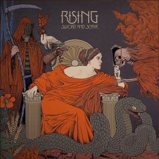 News Added Sep 20, 2018 Rising is a sludge metal band from Denmark. They are releasing their fourth LP, also their first concept album, 'Sword and Scythe' on October 26, via Indisciplinarian Records. The artwork was created by the band's frontman, Morten Grønnegaard. There will be several musical guests on the album, who provide chorus […]