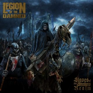 "News Added Oct 03, 2018 Dutch thrash/death/black metal outfit LEGION OF THE DAMNED has returned after a five-year hiatus. On January 4, 2019, the quartet will release ""Slaves Of The Shadow Realm"" via Napalm Records. The follow-up to 2014's ""Ravenous Plague"" was produced by Andy Classen and merges the unadulterated fury of the early LEGION […]"