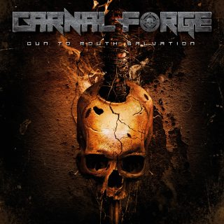 """News Added Oct 05, 2018 Swedish thrash metal band CARNAL FORGE is back and has signed a deal with ViciSolum Productions. The group's new album, """"Gun To Mouth Salvation"""", will be released on January 25, 2019. It is CARNAL FORGE's first LP since 2007's """"Testify For My Victims"""". Founder Jari Kuusisto says: """"I quit CARNAL […]"""