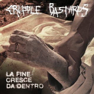 "News Added Oct 10, 2018 Italian grindcore legends CRIPPLE BASTARDS celebrate 30 years of misanthropic extremity with their seventh full-length album La Fine Cresce Da Dentro (Meaning ""The End Is Growing From Within""). Recorded at the legendary Fredman Studios in Gothenburg, Sweden with producer Fredrik Nordström (At The Gates, Dark Tranquility), La Fine Cresce Da […]"