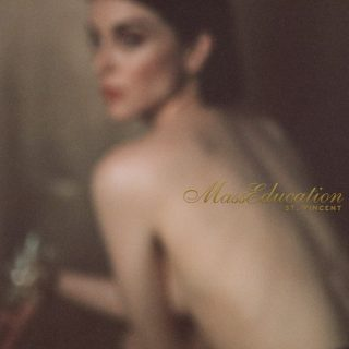 "News Added Oct 03, 2018 St. Vincent has announced a stripped-down, piano-based version of last year's MASSEDUCTION, this one's called MassEducation. It was recorded in two days while mixing MASSEDUCTION. Annie Clark describes it as a ""reimagining"" of last year's LP. MassEducation includes Clark's recently released ""Slow Slow Disco"". Submitted By jmartins Source pitchfork.com Track […]"