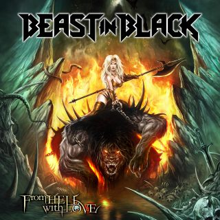 "News Added Nov 30, 2018 BEAST IN BLACK is putting the finishing touches on its sophomore album, ""From Hell With Love"", for a February 8, 2019 release via Nuclear Blast. BEAST IN BLACK is the Helsinki, Finland-based metal band led by former BATTLE BEAST guitarist and main songwriter Anton Kabanen. Commented BEAST IN BLACK: ""Sometimes […]"