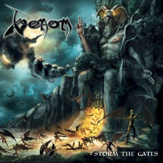 "News Added Nov 12, 2018 Black metal pioneers VENOM will release their 15th full-length studio album, ""Storm The Gates"", on December 14 through Spinefarm Records. The follow-up to 2015's ""From The Very Depths"" will be made available on CD and digital formats, with vinyl and cassette versions to arrive in early 2019. Frontman Conrad ""Cronos"" […]"