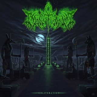 """News Added Nov 01, 2018 Sydney based tech death metal act BLADE OF HORUS have released details for their forthcoming second album for LACERATED ENEMY """"Obliteration"""". The album, which will be released on December 15th, shows the band pushing their blistering technicality, slamming brutality, and heavy groove far beyond anything they have done before. The […]"""