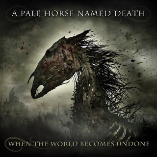 "News Added Nov 07, 2018 A PALE HORSE NAMED DEATH will release its new album, titled ""When The World Becomes Undone"", on January 18, 2019. Led by founding TYPE O NEGATIVE and LIFE OF AGONY member Sal Abruscato, A PALE HORSE NAMED DEATH released its debut, ""And Hell Will Follow Me"", in 2011 and firmly […]"