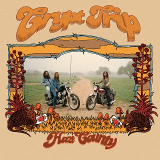 "News Added Nov 26, 2018 CRYPT TRIP return with their sophomore album ""Haze County"" this March 8th on Heavy Psych Sounds Records. CRYPT TRIP returns! Following their debut album ""Rootstock"", the Texas trio once again deliver their typical country-tinged southern rock for your ears, mind, and soul. New album ""Haze County"" explores the intricacy of […]"