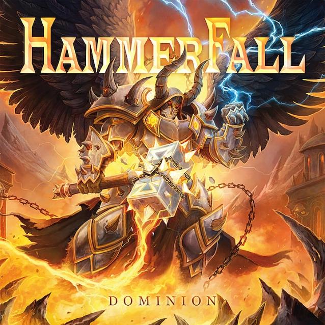 HammerFall : Dominion