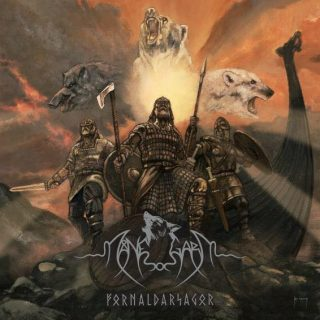 News Added Jan 16, 2019 Fornaldarsagor is the official title of the Månegarm's forthcoming new record. The group's ninth full length will hit the stores on April 26th through Napalm Records. Check out the album's cover artowrk, which was done by Kris Verwimp, down under. Regarding the Fornaldarsagor's lyric theme, Månegarm explained in following statement: […]