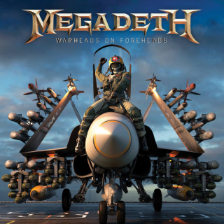 "News Added Jan 25, 2019 MEGADETH will release a greatest-hits album, ""Warheads On Foreheads"", on March 22. The disc will feature 35 remastered tracks hand-selected by MEGADETH mainman Dave Mustaine. The cover artwork for the effort can be seen below. MEGADETH recently released a 25-second video teaser for ""Warheads On Foreheads"" featuring a snippet of […]"