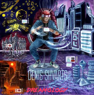 """News Added Jan 16, 2019 Denis Shvarts (Dark Matter Secret, Bestial Invasion) returns with new album called """"Dreamology"""". Featuring Pavel Semin (Dark Matter Secret, Irreversible Mechanism) on fretless bass. Out on February 11th. Mixed And Mastered At Siberian Sound Solution Cover Artwork By A.N. Submitted By Anachronistic Source denisshvarts.bandcamp.com Track list: Added Jan 16, 2019 […]"""
