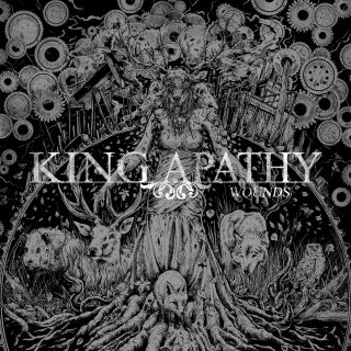 News Added Feb 14, 2019 Germans King Apathy are back with their third studio album and the first one after having changed their band name from Thränenkind. The new album will be entitled Wounds and will see the light on February 22nd, 2019 via Lifeforce Records. Preorder starts December 14th. Submitted By Anachronistic Source metalstorm.net […]