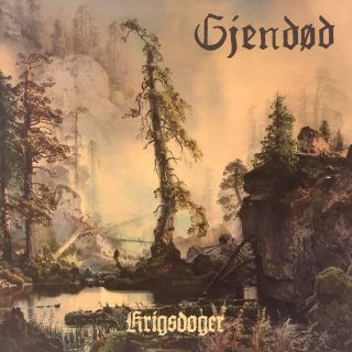 News Added Mar 08, 2019 Krigsdøger, the second full-length from the bloodiest Norwegian black metal duo Gjendød, will be released March 9th on CD and digital formats. The follow-up to the acclaimed debut LP 'Nedstigning', the album brings nine brand new tracks, balancing infernal wall of sound with evocative melodies and prominent bass lines. Be […]