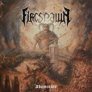 "News Added Apr 05, 2019 FIRESPAWN — the Swedish death metal project featuring Lars Göran Petrov (vocals; ENTOMBED) and Victor Brandt (guitar; ENTOMBED), Alex Friberg (bass; NECROPHOBIC), Fredrik Folkare (guitar; UNLEASHED, NECROPHOBIC) and Matte Modin (drums; DARK FUNERAL, DEFLESHED) — will release its third album, ""Abominate"", on June 7 via Century Media Records. Friberg comments: […]"