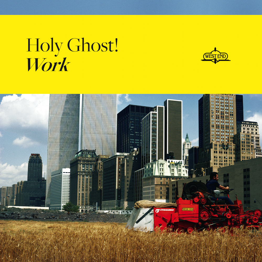 Holy Ghost : Work