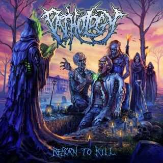 "News Added Jun 27, 2019 Slamming brutal death metal/goregrind formation Pathology, from San Diego - USA, have been busy working on their new (10th anniversary) full-length studio album. The new album, titled: ""Reborn To Kill"", will now see the light of day on August the 9th. Submitted By Schander Source facebook.com Track list: Added Jun […]"