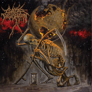 """News Added Jul 16, 2019 Black Friday 2019 might still be a long way from now, but San Diego's Brutal Death Metal/Grindcore formation Cattle Decapitation, has set that specific date for the release of their new full-length studio album, titled: """"Death Atlas"""". Not much further info is yet available, but will surely be revealed as […]"""