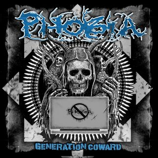 """News Added Jul 15, 2019 Phobia's new album """"Generation Coward"""" has officially been announced for an August 09th release date through Willowtip Records. A new single from the outing titled """"Internet Tough Guy"""" has now debuted online. The song features a guest turn from Transient vocalist Krysta Curry. The band are currently out on the […]"""