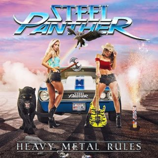 "News Added Jul 08, 2019 California glam metal jokesters STEEL PANTHER will release their fifth studio album, ""Heavy Metal Rules"", on September 27. The disc, which is described in a press release as a ""heavy metal version of a self-help manual and ultimate party album combined,"" was once again produced by Jay Ruston, who collaborated […]"