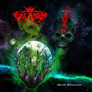 News Added Jul 25, 2019 New England based apocalyptic death metal band ESCHATON have unveiled a music video for the title track of their forthcoming sophomore album Death Obsession. The ferocious and highly technical release features drumming from Darren Cesca (Deeds of Flesh, Goratory, ex-Arsis), and will be unleashed onto the world on September 13th. […]