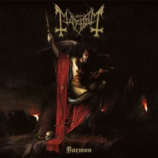 "News Added Aug 12, 2019 Norwegian black metal veterans MAYHEM will release their sixth studio album, titled ""Daemon"", on October 25. By the power of darkness and with the might of black-hearted will no two MAYHEM albums have been or will ever be the same. Over the course of MAYHEM's storied and groundbreaking 35-year career […]"