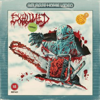 "News Added Aug 14, 2019 Twenty-one years since the release of its murderous debut, EXHUMED continues its onslaught of gore-obsessed death metal on its new album, ""Horror"", coming October 4 via Relapse Records. Aptly titled, ""Horror"" is an exploration of all things macabre, as the undisputed pioneers of neck-breaking riffs plow through fifteen of the […]"