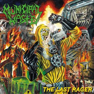 News Added Aug 30, 2019 Virginia speed metal punks Municipal Waste are proud to announce their latest offering, The Last Rager, which will be released on October 11th via Nuclear Blast Records. The Last Rager EP was recorded by LandPhil Hall at Blaze of Torment Studios in Richmond, VA with additional engineering completed by Josh […]