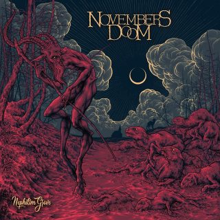 "News Added Sep 13, 2019 The american death/doom legends Novembers Doom, leads by Paul Kuhr, announced that they will release new material, with an album titled ""Nephilim Grove"". This their first release, since 2017's Hamartia. The artwork, the tracklist, several teasers and two new songs were released since the announcement. The album will see the […]"