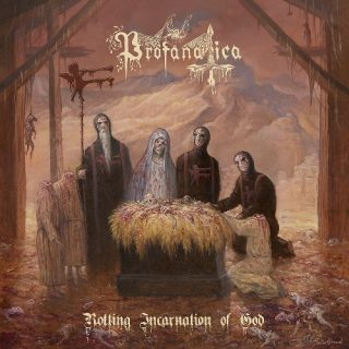 News Added Sep 27, 2019 One of the first wave of American black metal bands, PROFANATICA have purveyed primeval blasphemy on nigh for three decades. 'Rotting Incarnation of God' vomits forth a most vulgar strain of black metal ejaculate. Led by founder Paul Ledney, the trio desecrate everything sacred with a ferocious stream of chainsaw […]