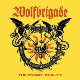 """News Added Sep 27, 2019 Southern Lord has issued the details of Wolfbrigade's impending tenth full-length, """"The Enemy: Reality"""", now confirmed for release on November 8th, 2019. On the wind-bitten plains of Skaraborg, Sweden, the wolves have arisen once again. They are on the prowl, yearning for your blood, warm and fresh. On their tenth […]"""