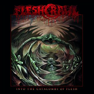 News Added Sep 12, 2019 The Death Metal band FLESHCRAWL (Germany) will release their new album 'Into the Catacombs of Flesh' (CD) on November 29, 2019 via APOSTASY Records. The album was mixed and mastered by Jonny Pettersson at Studio Unbound, UK. Artwork by Roberto Toderico. Submitted By Anachronistic Source metalstorm.net Track list: Added Sep […]