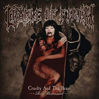 News Added Sep 29, 2019 Britain's Black Metal band Cradle of Filth have announced the release date for their remastered version of their classic album Cruelty and The Beast. Coming on November 1st, the reissue dubbed Cruelty and The Beast – Remistressed features a fully remastered version of the album making it sounds even more […]