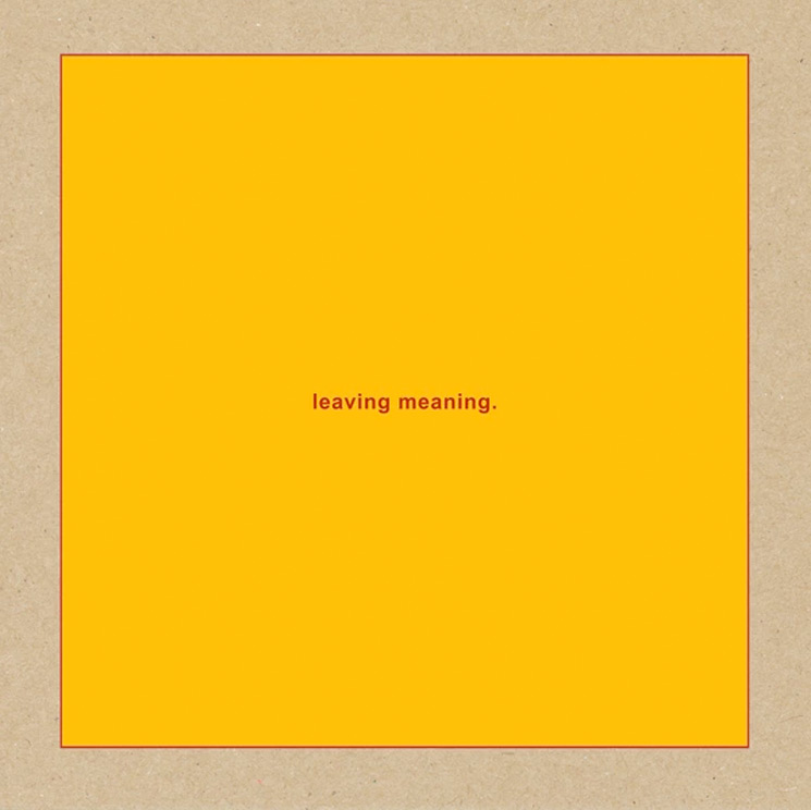 Swans : Leaving Meaning