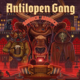 """News Added Oct 30, 2019 German rap group Antilopen Gang have announced their newest album, Abbruch Abbruch, to be released on the 24th of January 2020. The first two singles, 2013 and Wünsch dir nix, are already released and have music videos. Their last album, """"Anarchie und Alltag,"""" was released in 2017. Members Danger Dan […]"""