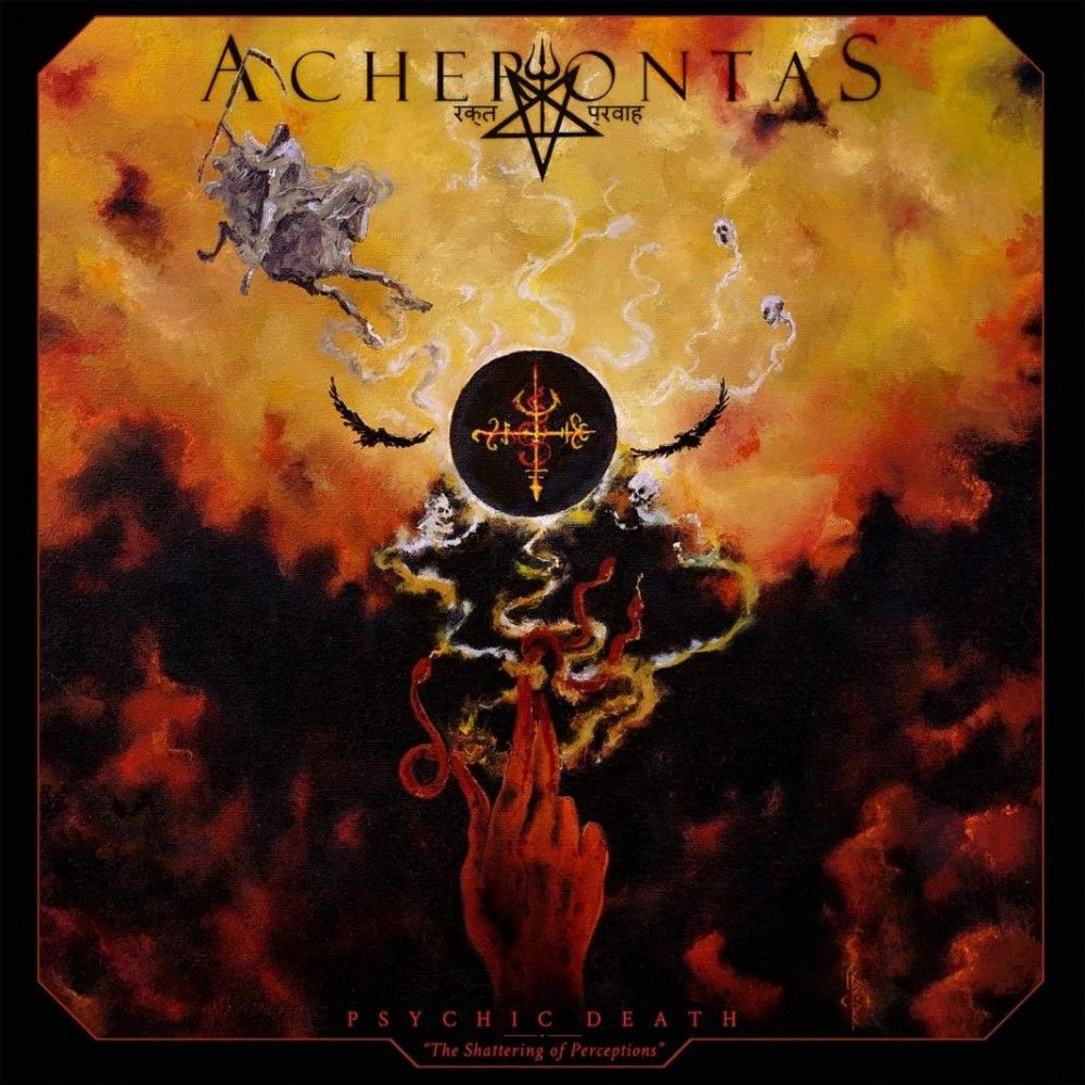 Acherontas : Psychic Death – The Shattering Of Perceptions