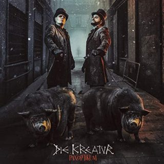 """News Added May 15, 2020 Die Kreatur (translated to """"The Creature"""") is a new project from the two german vocalists Dero Goi (from """"Oomph!"""") and Chris Harms (from """"Lord of the Lost""""). Both have worked on several songs of their bands together already for example """"Europa"""" by Oomph! or """"Abracadabra"""" by Lord of the Lost […]"""