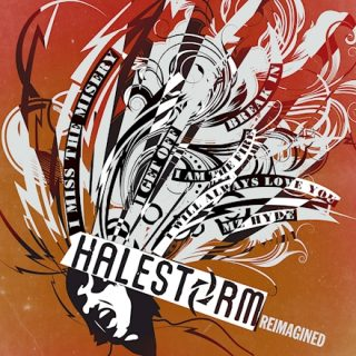 """News Added Aug 10, 2020 Reimagined is an upcoming EP from American rock band Halestorm. It is scheduled to feature six tracks with a release date of August 14, 2020 via Atlantic Records. In typical Halestorm EP fashion, Reimagined will feature a cover of Dolly Parton/Whitney Houston's """"I Will Always Love You."""" Unlike their previous […]"""