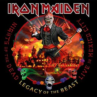 News Added Oct 10, 2020 Nights of the Dead, Legacy of the Beast: Live in Mexico City is the upcoming live album by heavy metal legends, Iron Maiden. It was recorded in Mexico City, Palacio de los Deportes, Mexico, September 2019 during their Legacy Of The Beast tour and will be released on November 20th. […]