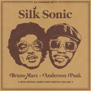 News Added Feb 27, 2021 On February 26, 2021, Mars and Anderson Paak announced thay have recorded an album together under the name Silk Sonic. Their debut album is set to be titled An Evening with Silk Sonic and features Bootsy Collins as a guest host. The first single will be released on March 5, […]