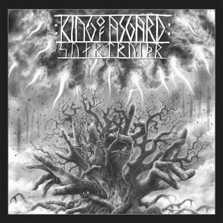 """News Added Mar 17, 2021 From the ashes of the legendary (yet fairly unknown) viking metal band Mithotyn, King Of Asgard arose in 2008 to carry on the legacy. Continuing with the same melodic approach as Mithotyn, but with a less raw and much cleaner (somewhat more death metal orientated) sound. """"Svartrviðr"""" will mark their […]"""