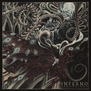"""News Added Mar 17, 2021 """"PARADEIGMA (Phosphenes of Aphotic Eternity)"""" is the definitive work from idiosyncratic Czech avant-Black Metal band INFERNO. Burrowing further into the dense, hypnotic soundworlds initiated on 2017's """"Gnosis Kardias"""", this newest emission formulates an alluring new language from the isolationist syntax of Black Metal, blending the contemplative and the disturbing into […]"""