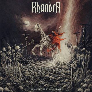 """News Added May 05, 2021 Characterized by aggressiveness, dissonance and a strong sense of atmosphere, KHANDRA's debut full-length assault seamlessly fits in with the wave of black metal fronted by MGLA and BLAZE OF PERDITION. """"Khandra"""" [x?n'dra] is a term that describes the feeling of crippling listlessness or melancholy that takes one over when in […]"""